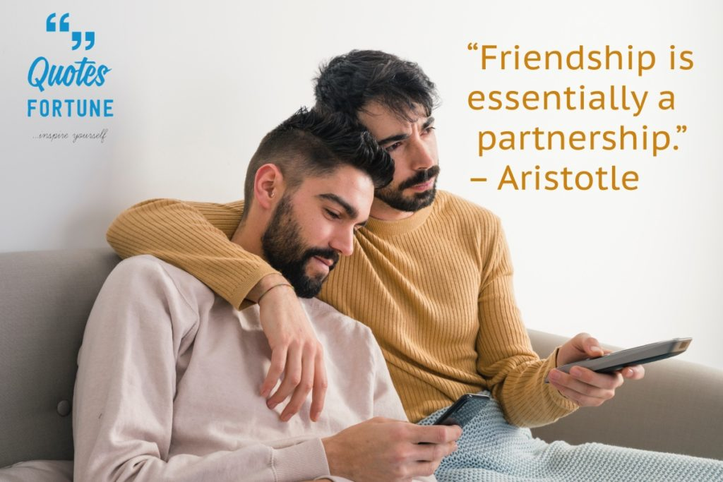 Awesome Friendship Quotes for Him / Her