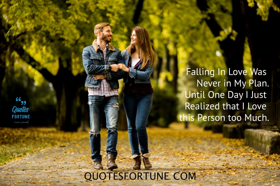 Falling in Love Quotes for Her