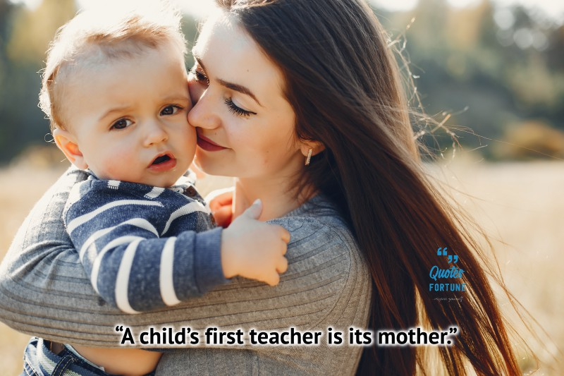 Quotes on Mother and Sons Bonding