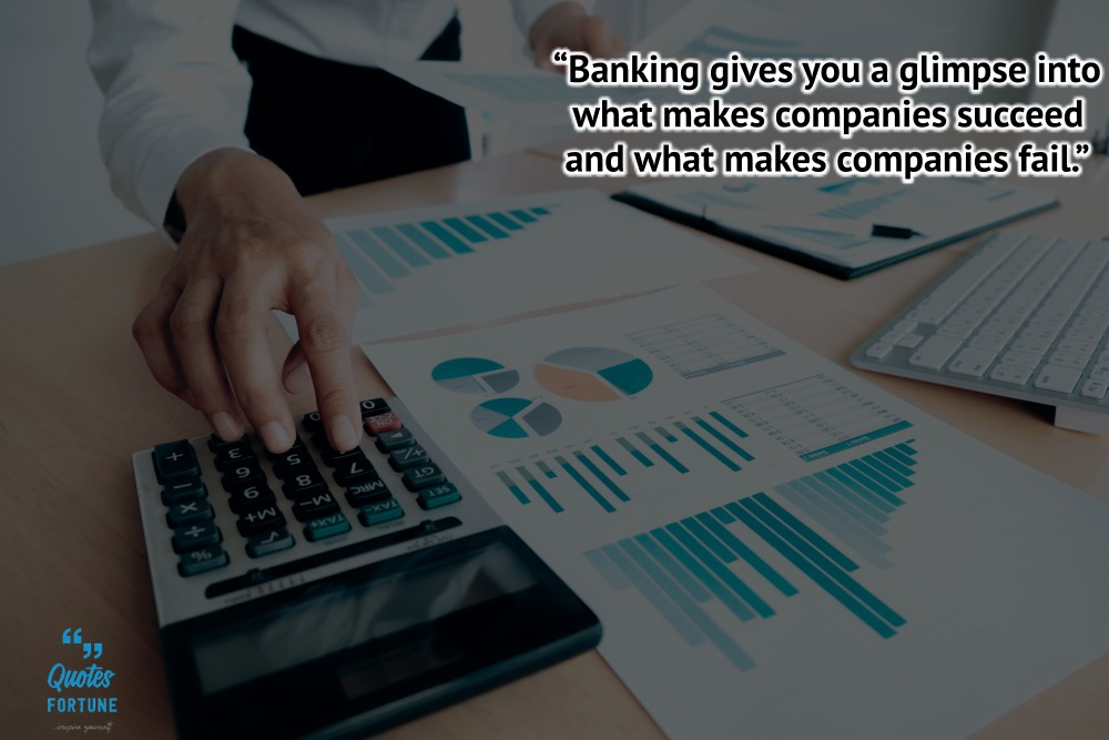 Banking Quotes for Success