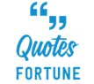 Quotes Fortune | Motivational & Inspirational Quotations & Sayings for Everyone Logo