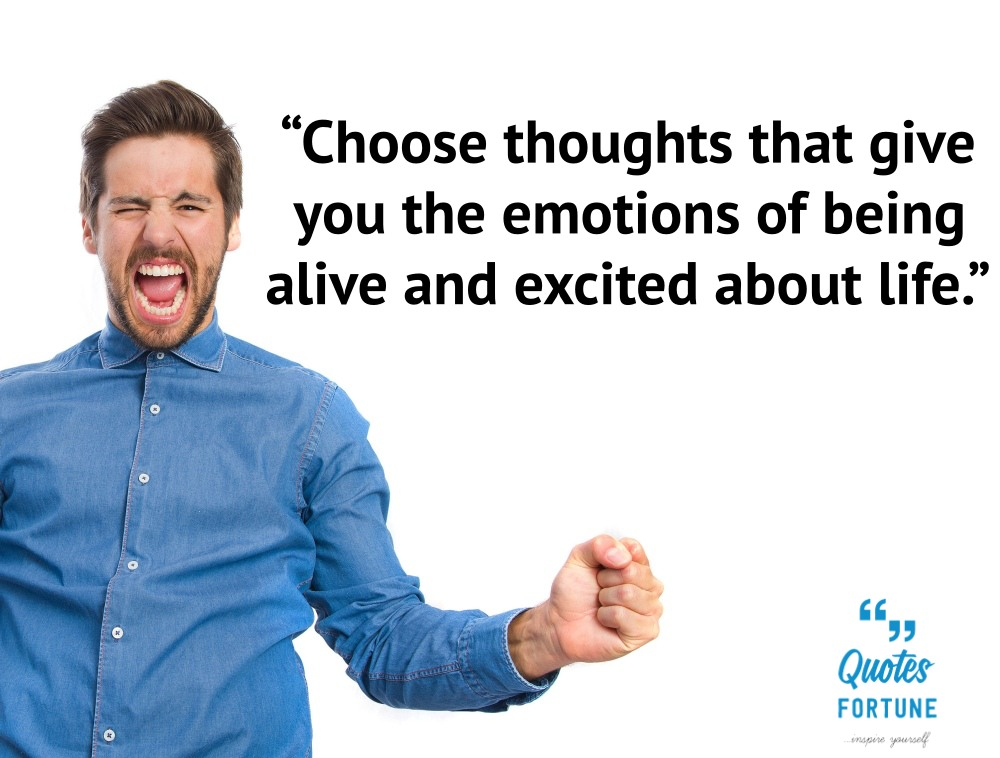 Feeling Excited Quotes