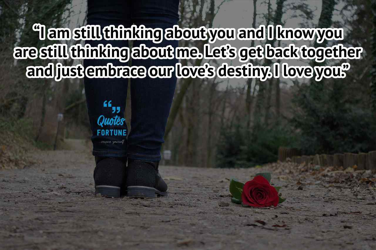 Get Her Back Quotes