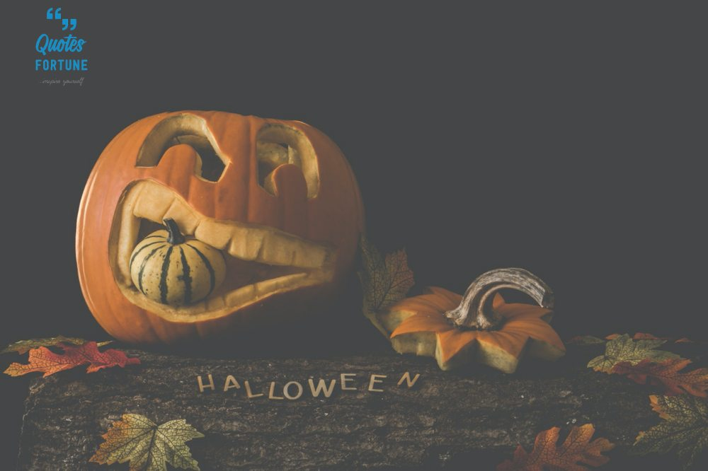 Halloween Quotes for College