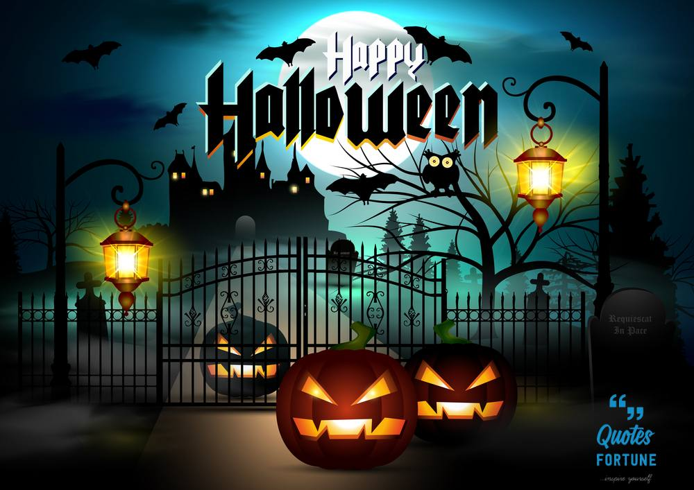 Halloween Pictures To Share On Facebook.Happy Halloween Quotes And Wishes Images To Share On Facebook Quotes Fortune Motivational Inspirational Quotes