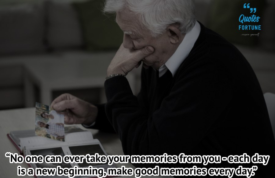Old Memories Quotes