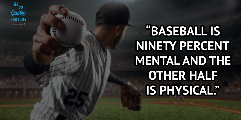 61+ Best Baseball Quotes and Short Inspirational Sayings ...