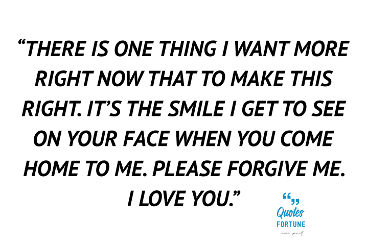 I Am Sorry Quotes for Boyfriend