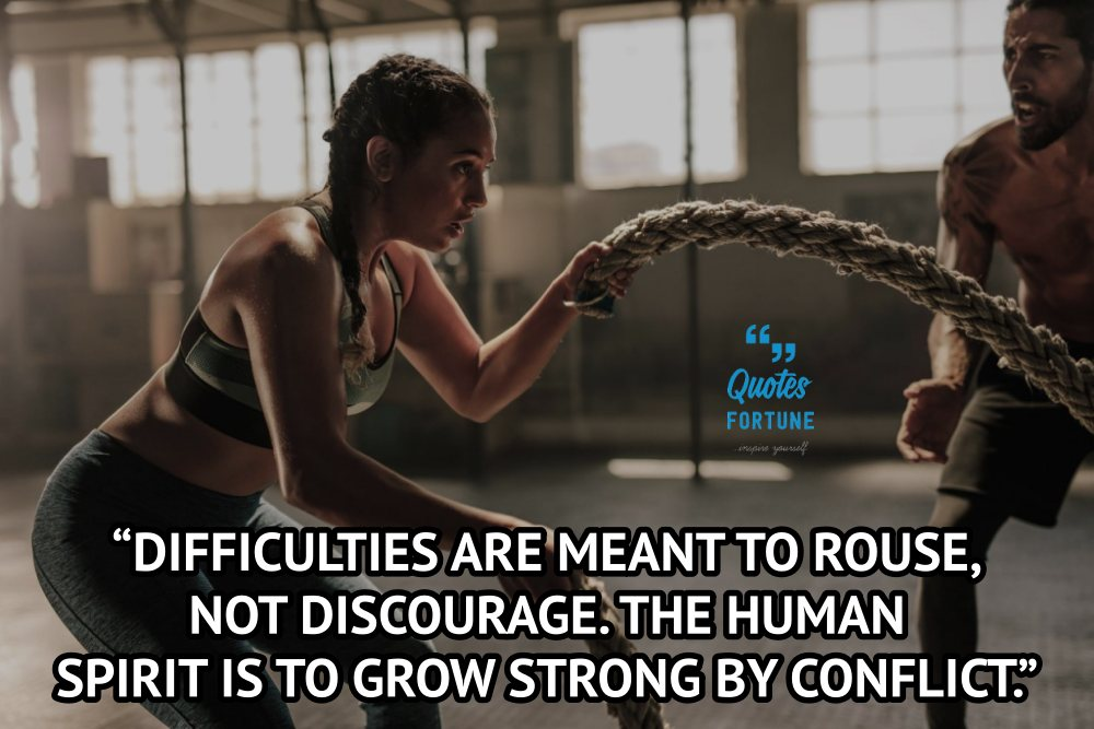 Sayings About Strength
