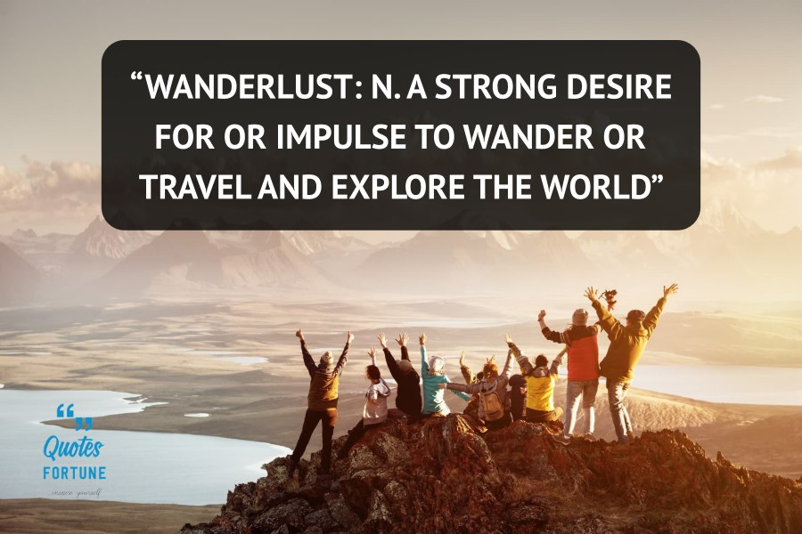 Travel Wanderlust Sayings
