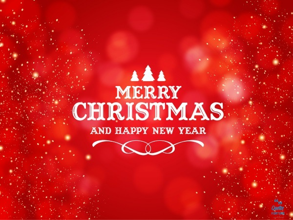 Merry Christmas and Happy New Year Wishes 1